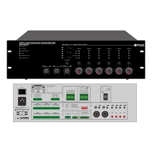 ENVA-6240T 240W 6 Zones Voice Evacuation System Extender