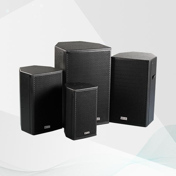 Full-range box Speaker