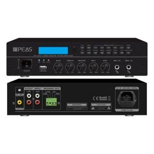 MA-120DA 120W Digital Mixing Amplifier with FM/RDS/DAB/DAB+