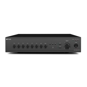 MA212 120W 2 zones mixer amplifier with USB/3MIC/3AUX