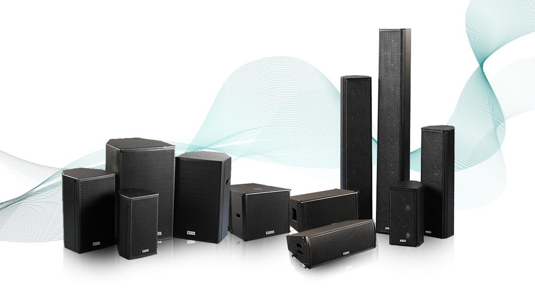 Pro-audio speaker